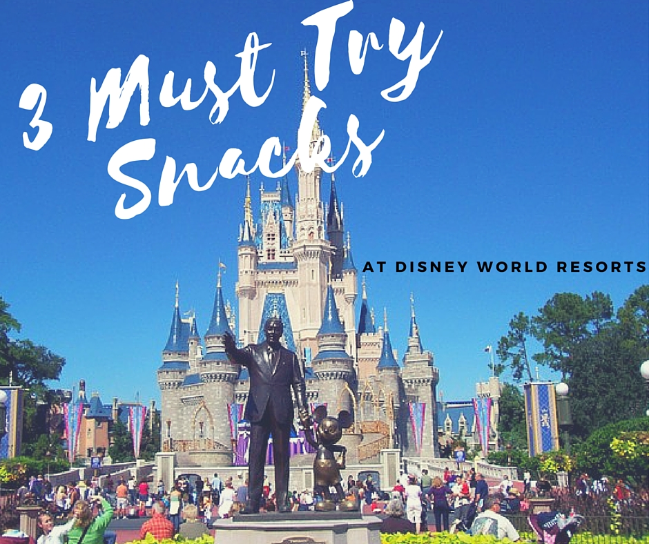 Disney World- Snacks- Resorts